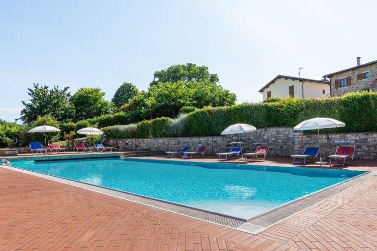 vakantiehuis Italië, Umbrie, Gubbio vakantiehuis IT-06024-47