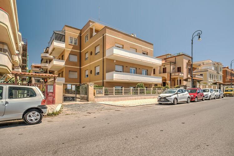 vakantiehuis Italië, Lazio, Lido di Ostia vakantiehuis IT-00125-08