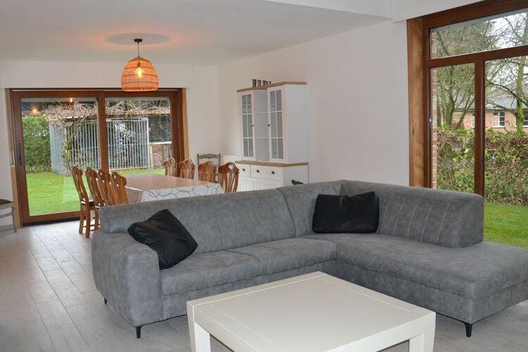 Vakantiehuizen Belgie | Oost-Vlaanderen | Villa te huur in Puivelde   met wifi 8 personen