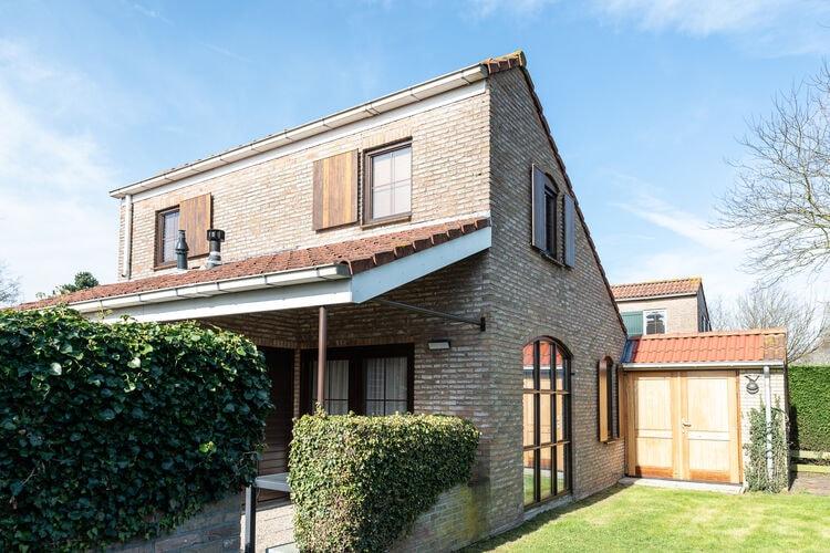 vakantiehuis Nederland, Zeeland, Burgh-Haamstede vakantiehuis NL-4328-44