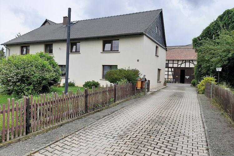 Vakantiehuizen Duitsland | Thuringen | Appartement te huur in Braunichswalde   met wifi 3 personen