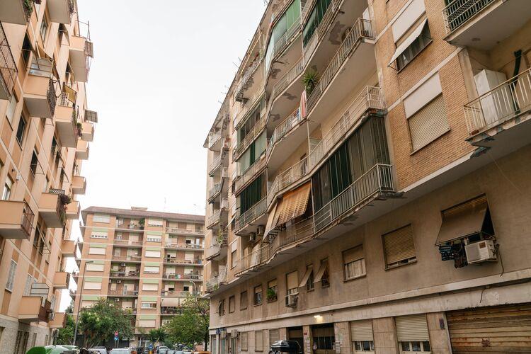 Vakantiehuizen Italie | Lazio | Appartement te huur in Roma   met wifi 11 personen