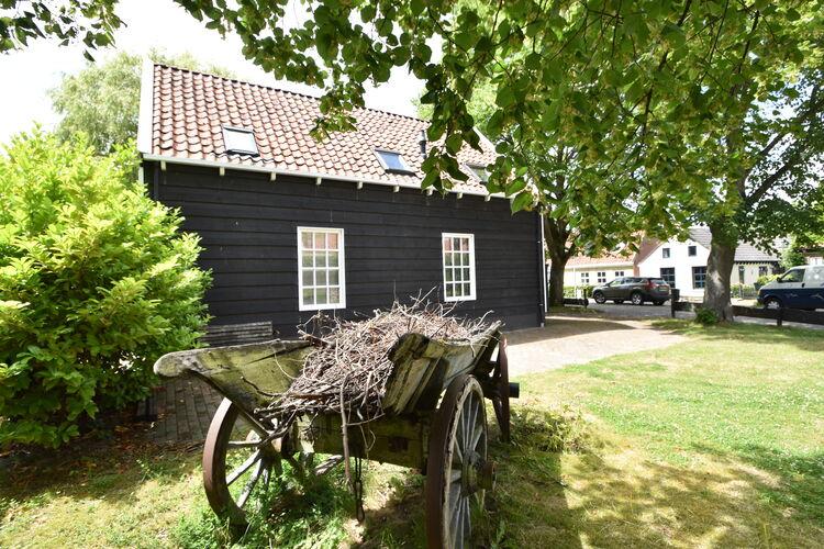 Vakantiehuizen Nederland | Zeeland | Vakantiehuis te huur in Wolphaartsdijk   met wifi 2 personen