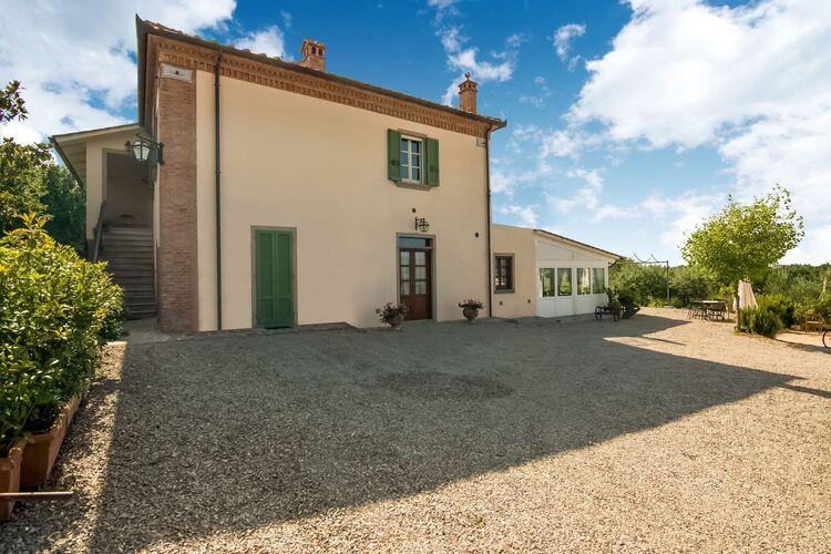 Appartementen Italie | Toscana | Appartement te huur in Cortona met zwembad  met wifi 10 personen