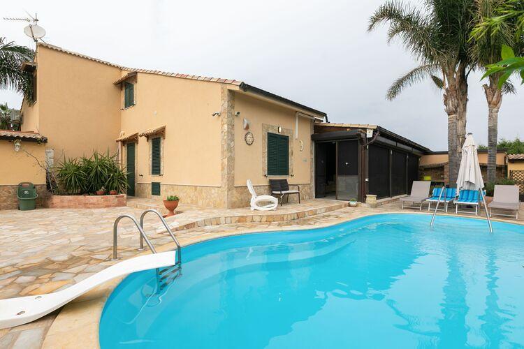 vakantiehuis Italië, Sicilia, Campofelice di Roccella vakantiehuis IT-90010-38