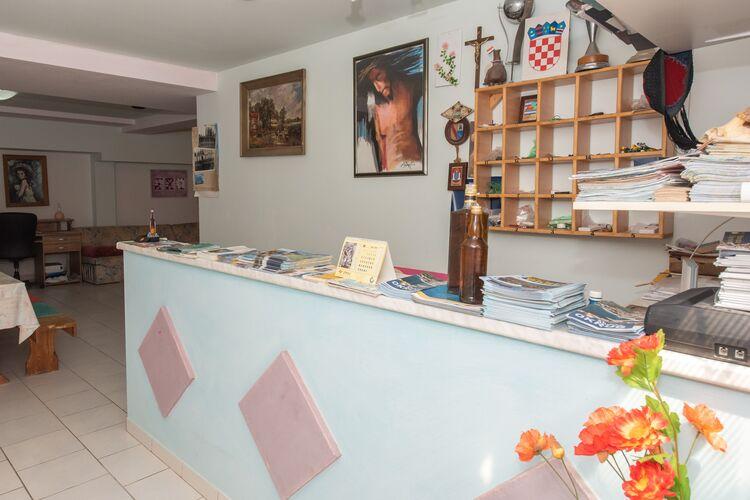 vakantiehuis Kroatië, Dalmatie, Okrug Gornji vakantiehuis HR-21223-37