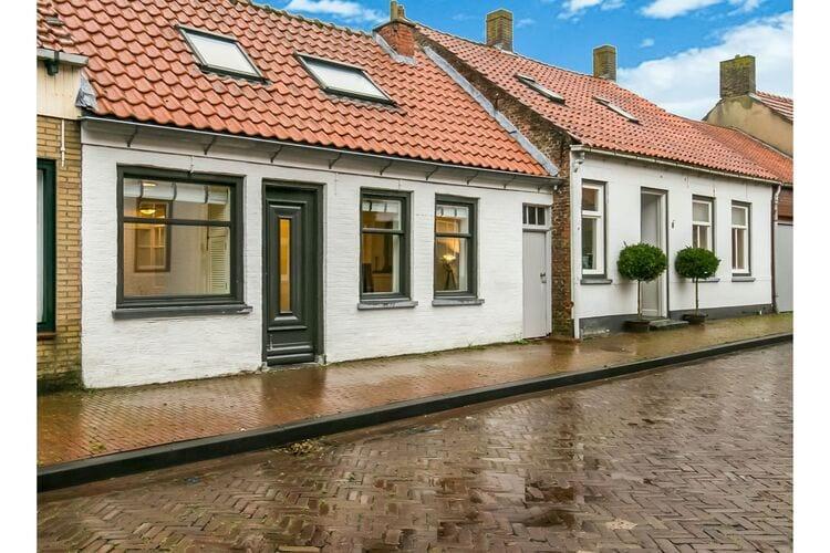 vakantiehuis Nederland, Zeeland, Groede vakantiehuis NL-4503-11