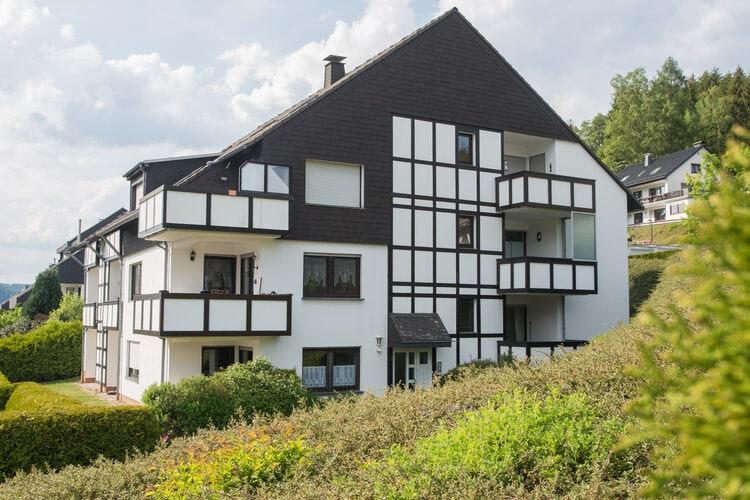 Vakantiehuizen Duitsland | Sauerland | Appartement te huur in Niedersfeld   met wifi 4 personen