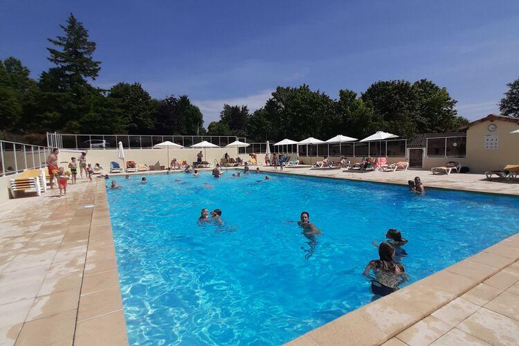 Bungalows Frankrijk | Dordogne | Bungalow te huur in Curas met zwembad  met wifi 4 personen