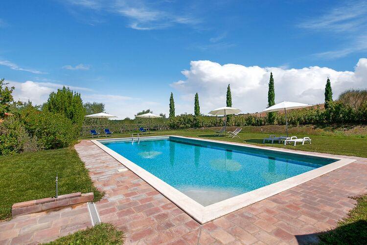 vakantiehuis Italië, Toscana, Sarteano - Siena vakantiehuis IT-53047-27
