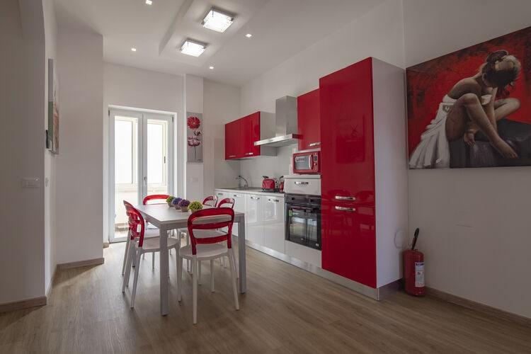 Vakantiehuizen Italie | Lazio | Appartement te huur in Roma   met wifi 8 personen