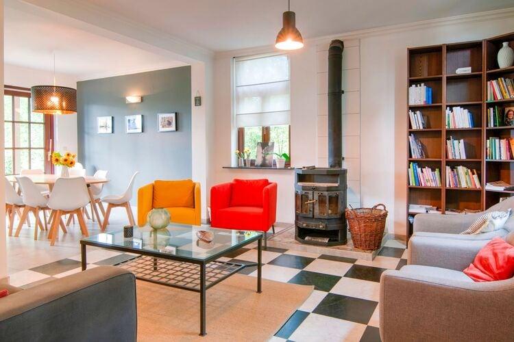 Villas Belgie | Limburg | Villa te huur in Vorsen   met wifi 15 personen