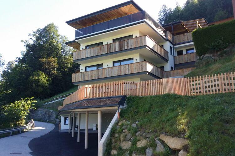 Appartementen Oostenrijk | Tirol | Appartement te huur in Hart-im-Zillertal   met wifi 11 personen
