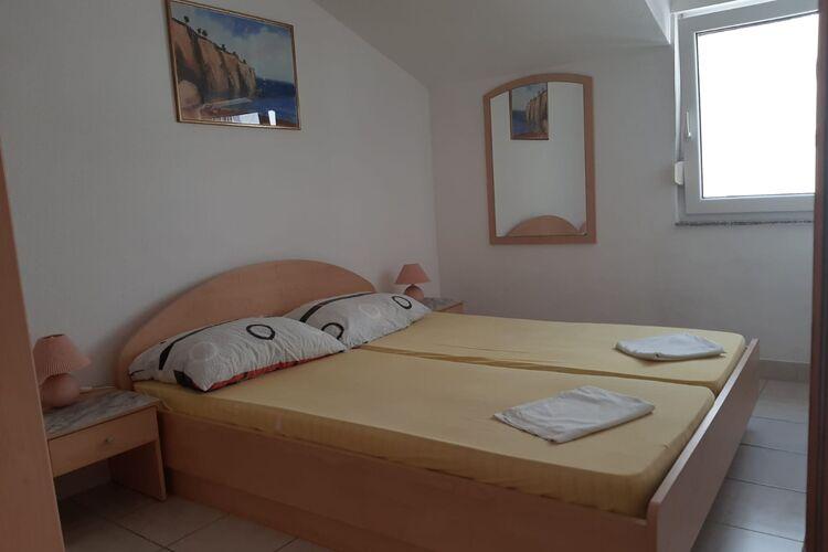 Vakantiehuizen Kroatie | Dalmatie | Vakantiehuis te huur in Okrug-Gornji   met wifi 4 personen