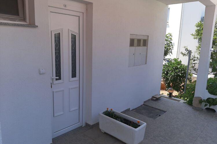 vakantiehuis Kroatië, Dalmatie, Okrug Gornji vakantiehuis HR-21223-44