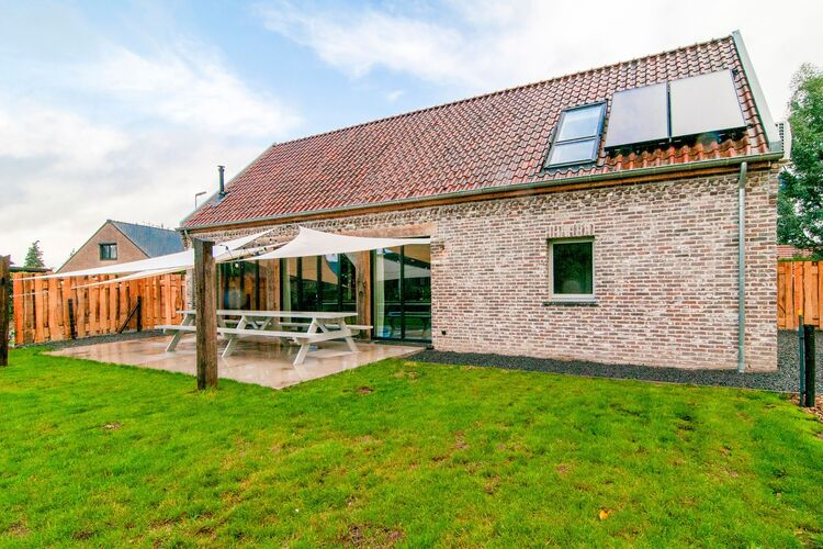 Vakantiehuizen Belgie | Limburg | Vakantiehuis te huur in Bocholt   met wifi 10 personen