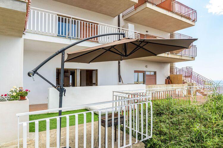 Vakantiehuizen Italie | Sicilia | Vakantiehuis te huur in Letojanni   met wifi 6 personen