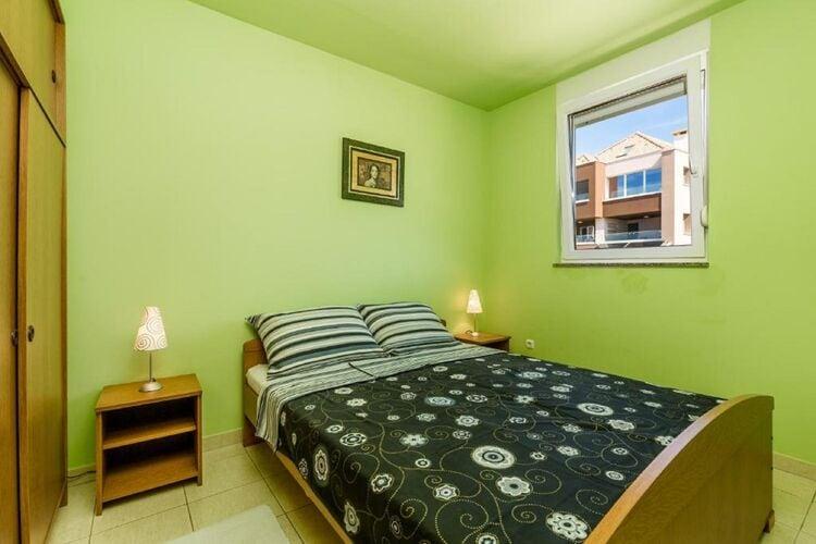 Appartement Kroatië, eld, Mandre Appartement HR-23251-11