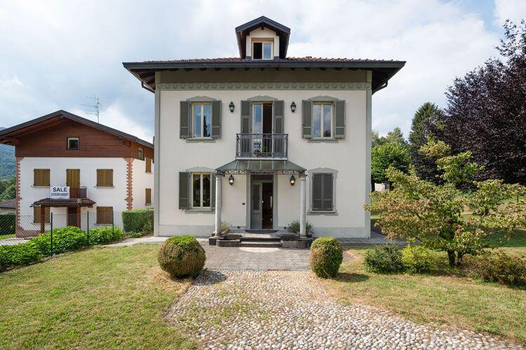 Vakantiehuizen Italie | Italiaanse-Meren | Villa te huur in Lanzo-dIntelvi   met wifi 9 personen