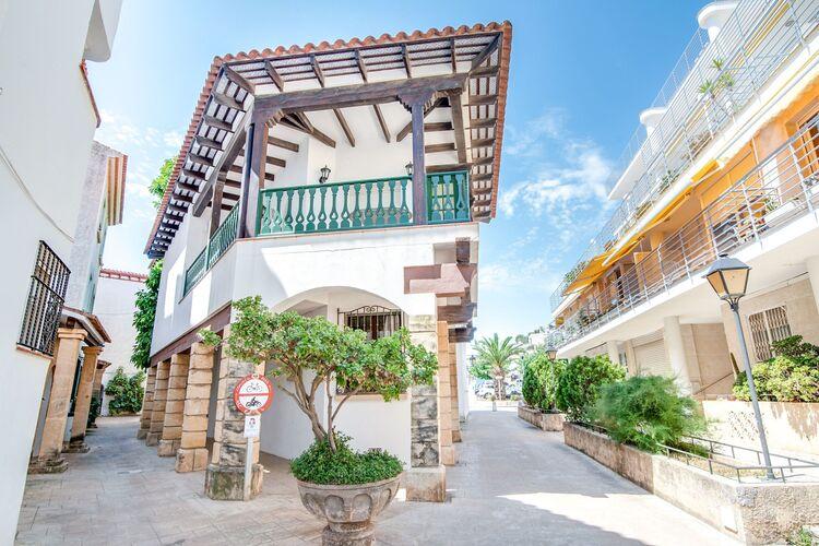 Vakantiehuizen Spanje | Costa-Dorada | Vakantiehuis te huur in Tarragona   met wifi 6 personen