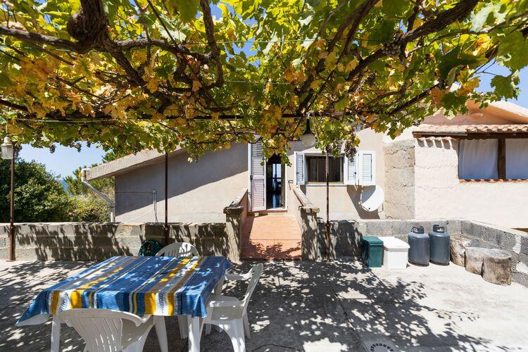 vakantiehuis Italië, Sardegna, Tresnuraghes - Porto Alabe vakantiehuis IT-09079-07