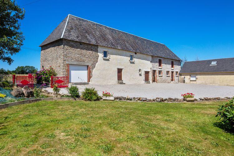 Boerderijen Frankrijk | Normandie | Boerderij te huur in Sainteny   met wifi 4 personen