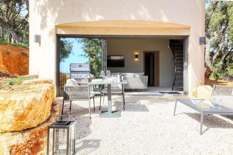 vakantiehuis Frankrijk, Provence-alpes cote d azur, La Croix-Valmer vakantiehuis FR-00048-07