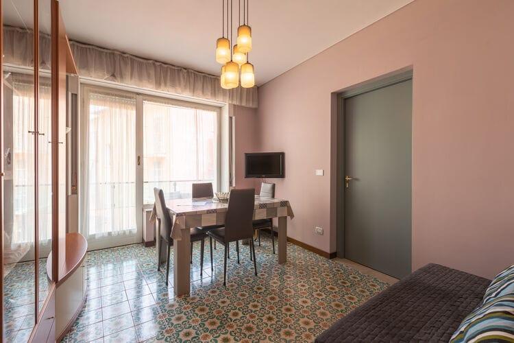 Vakantiehuizen Italie | Lig | Vakantiehuis te huur in Sanremo   met wifi 5 personen