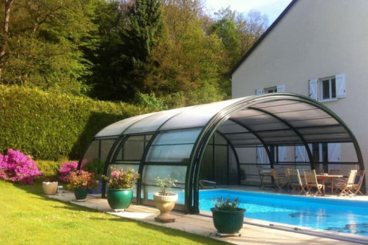 Vakantiehuizen Frankrijk | Champagne-ardenne | Vakantiehuis te huur in Joigny-sur-Meuse met zwembad  met wifi 6 personen