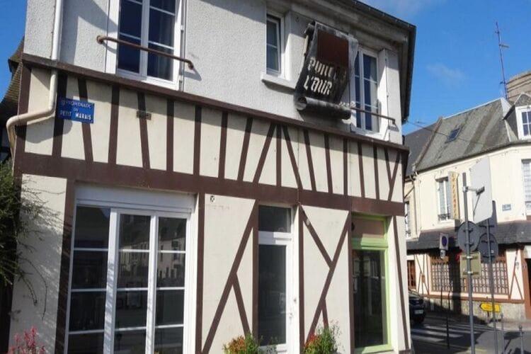 Vakantiehuizen Frankrijk | Normandie | Vakantiehuis te huur in Isigny-sur-Mer   met wifi 4 personen