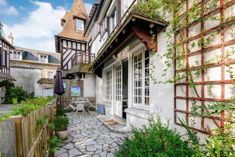 Vakantiehuizen Frankrijk | Normandie | Appartement te huur in Isigny-sur-Mer   met wifi 2 personen