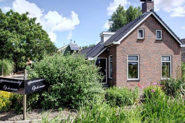 Vakantiehuizen Nederland | Groningen | Appartement te huur in Baflo   met wifi 2 personen