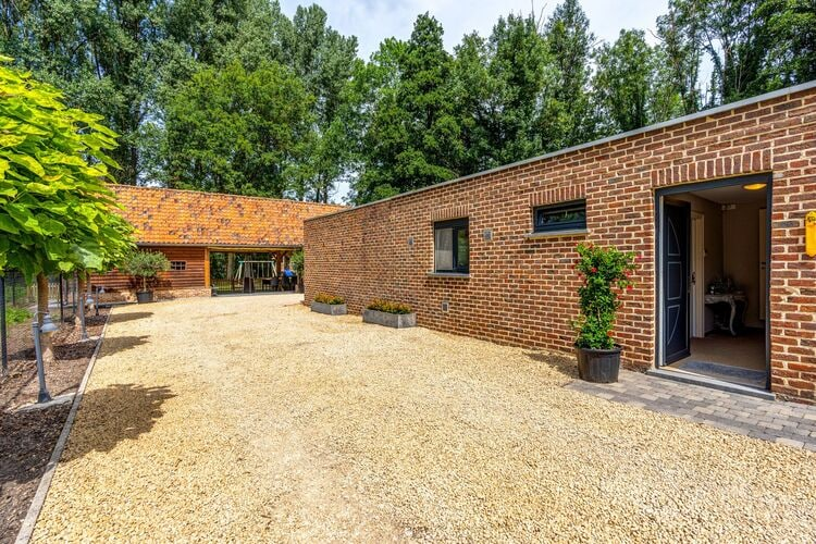 vakantiehuis België, Limburg, Hoeselt vakantiehuis BE-0024-72