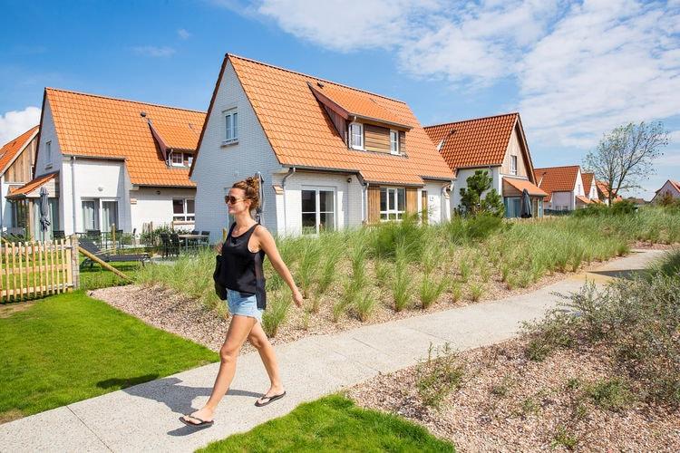 Villa België, West Vlaanderen, Bredene Villa BE-8450-124