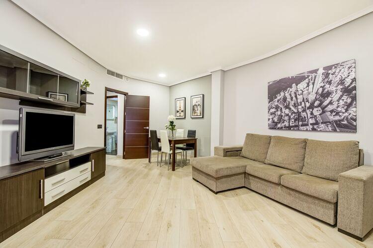Vakantiehuizen Spanje | Andalucia | Appartement te huur in Cordoba   met wifi 4 personen