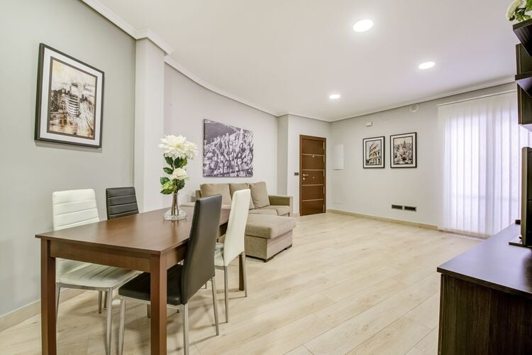 Appartement Spanje, Andalucia, Cordoba Appartement ES-00093-13