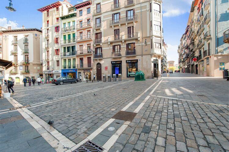 Vakantiehuizen Spanje | Navarra | Vakantiehuis te huur in Pamplona   met wifi 3 personen