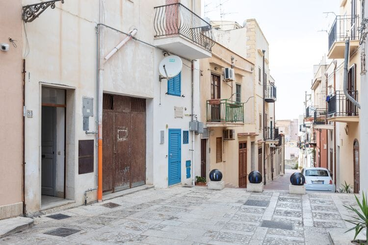 Appartement Italië, Sicilia, CASTELLAMARE DEL GOLFO Appartement IT-00076-61