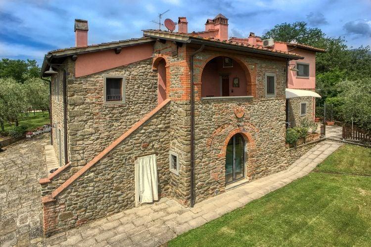 Vakantiehuizen Italie | Toscana | Boerderij te huur in Pian-di-Sco-Campiglia met zwembad  met wifi 4 personen