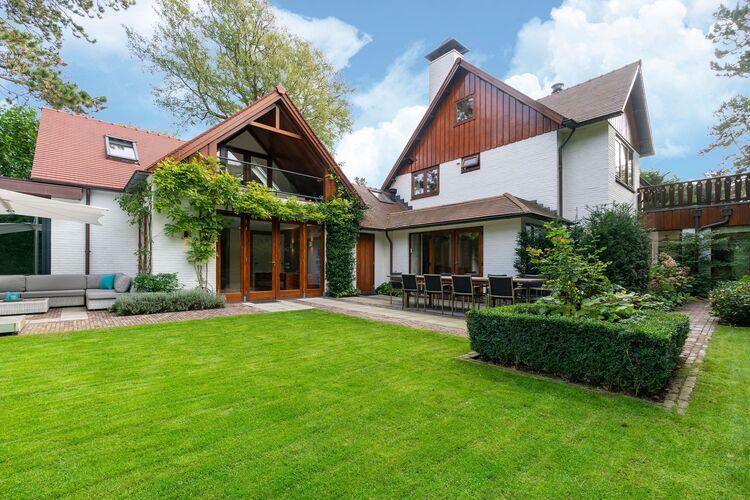 Vakantiehuizen Nederland | Noord-Holland | Vakantiehuis te huur in Aerdenhout met zwembad  met wifi 10 personen