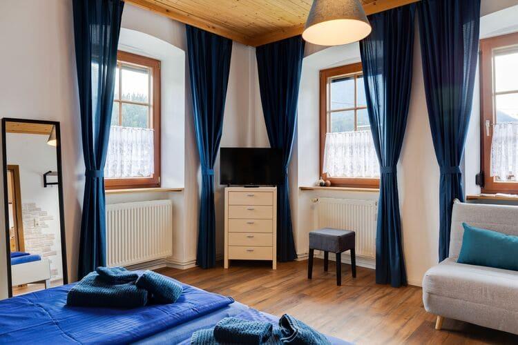 Appartement Oostenrijk, Kaernten, Kötschach-Mauthen Appartement AT-9640-40