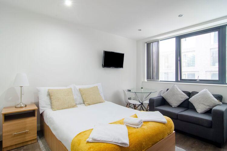 Appartement Groot-Brittannië, lanc, Manchester Appartement GB-00045-93