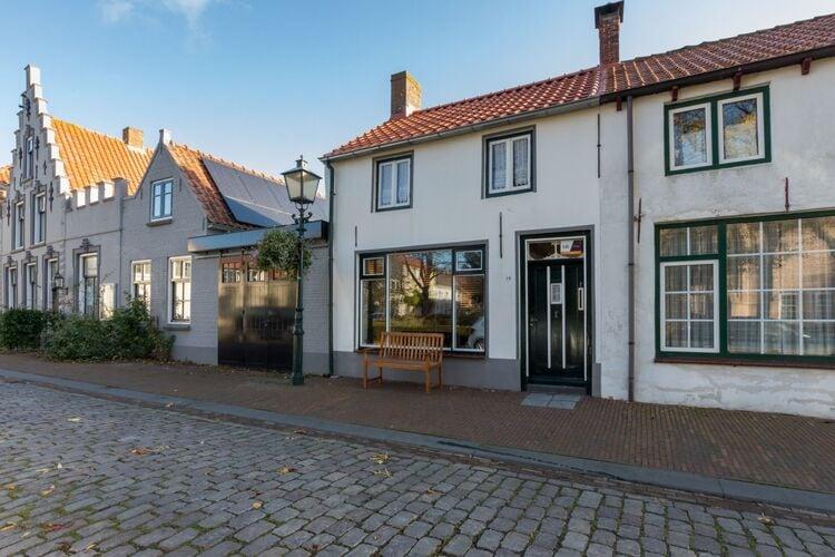 vakantiehuis Nederland, Zeeland, Groede vakantiehuis NL-4503-12