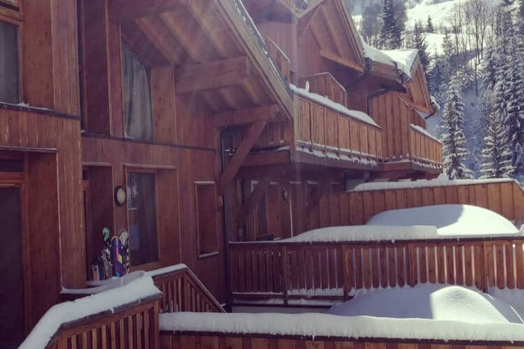 Vakantiehuizen Frankrijk | Rhone-alpes | Chalet te huur in Saint-Francois-Longchamp   met wifi 4 personen