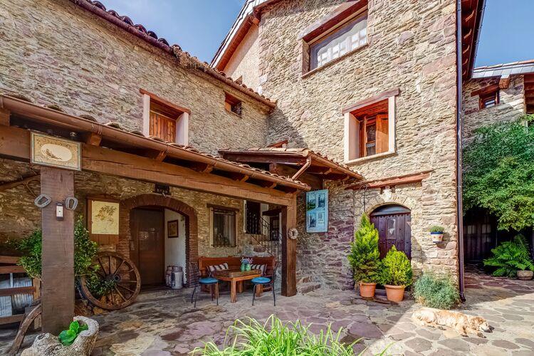 Vakantiehuizen Spanje | Navarra | Vakantiehuis te huur in Ardanue-Laspaules   met wifi 4 personen