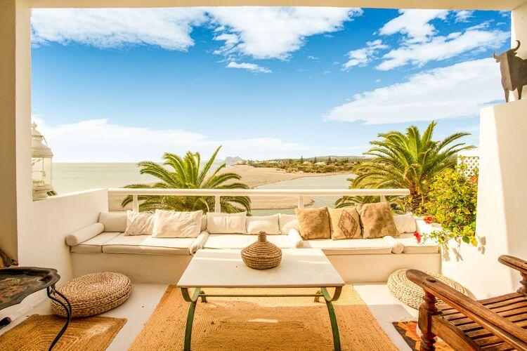 Appartementen Spanje | Luz | Appartement te huur in SAN-ROQUE-CADIZ   met wifi 7 personen