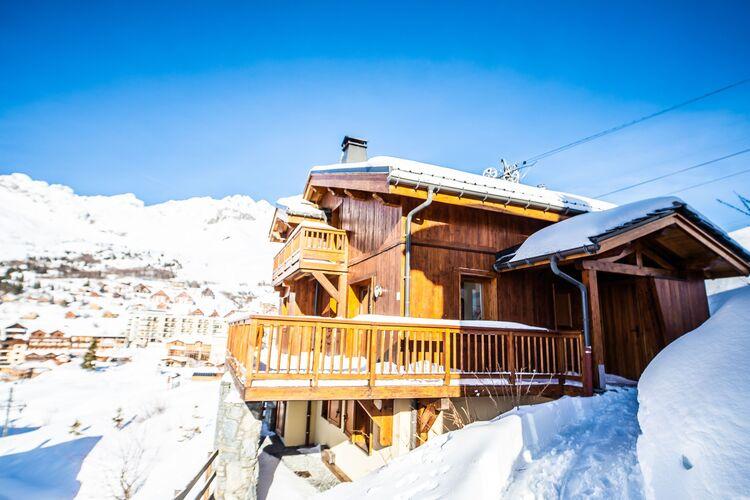 Vakantiehuizen Frankrijk | Rhone-alpes | Chalet te huur in Saint-Francois-Longchamp   met wifi 12 personen