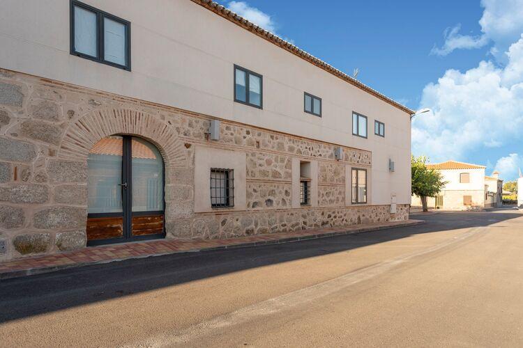 Vakantiehuizen Castilla las mancha te huur Totanés- ES-00094-72 met zwembad  met wifi te huur