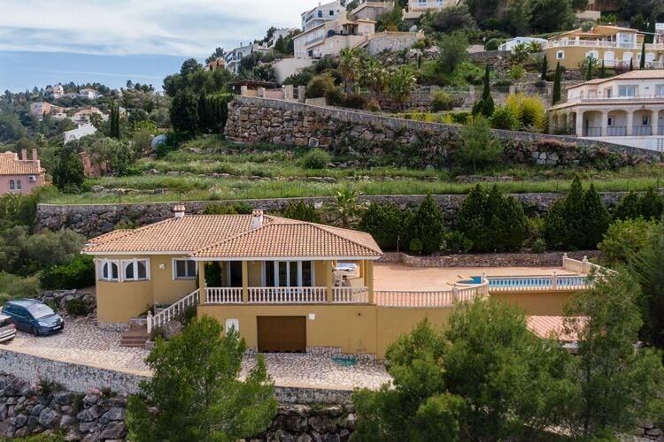 Villa Spanje, Costa Blanca, Pedreguer Villa ES-03750-21