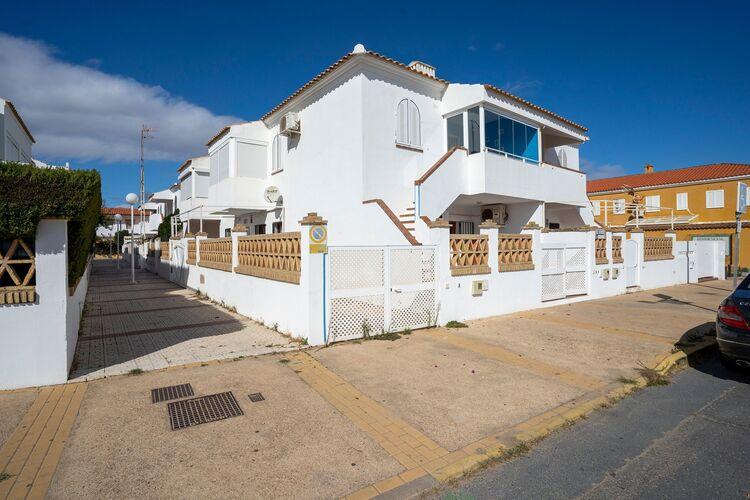 Vakantiehuizen Spanje | Luz | Vakantiehuis te huur in ISLA-CRISTINA met zwembad   6 personen